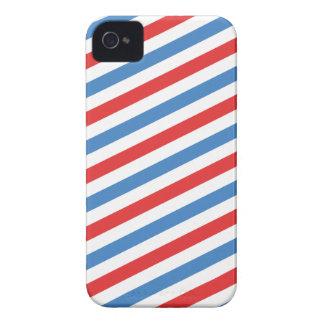 BarberStripes Case-Mate iPhone 4 Case