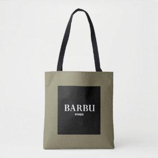 """""""BARBU Athens"""" Tote Bag"""