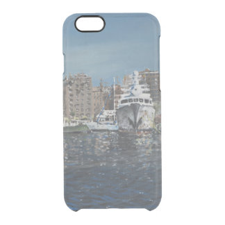 Barcelona 1998 clear iPhone 6/6S case