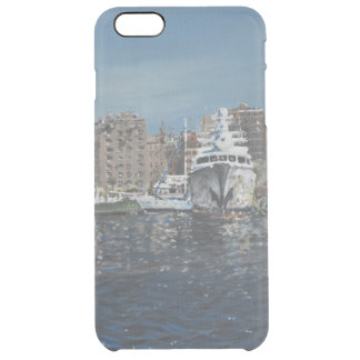 Barcelona 1998 clear iPhone 6 plus case