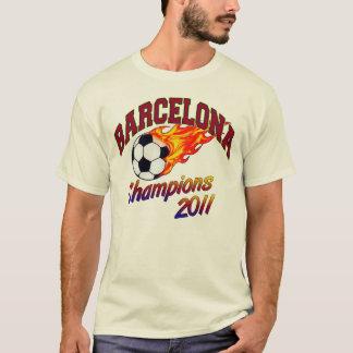 Barcelona 2011 T-Shirt