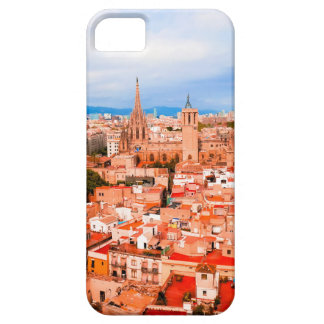 Barcelona Barely There iPhone 5 Case