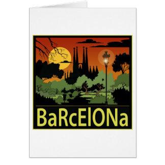 Barcelona cards