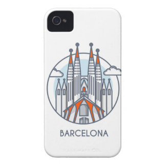 Barcelona Case-Mate iPhone 4 Case