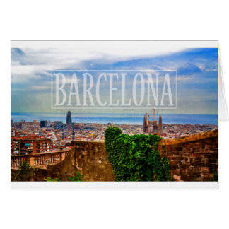 Barcelona city card