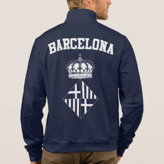 Barcelona Coat of Arms Jacket