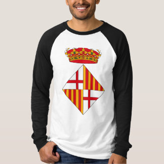 Barcelona Coat of Arms T-shirt