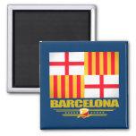 Barcelona Fridge Magnets