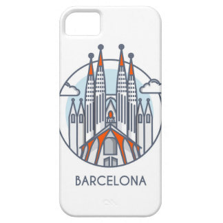 Barcelona iPhone 5 Cases