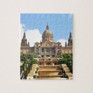 Barcelona Jigsaw Puzzle
