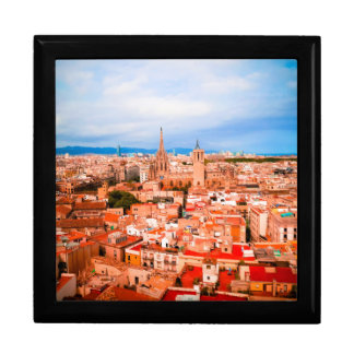 Barcelona Large Square Gift Box
