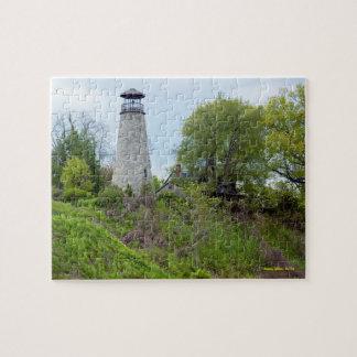 Barcelona Lighthouse, New York Puzzles