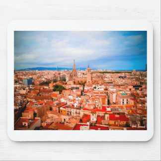 Barcelona Mouse Pad