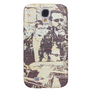 Barcelona Musical Galaxy S4 Covers