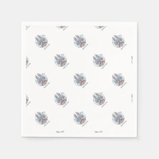 Barcelona Paper Napkins