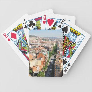 Barcelona Poker Deck