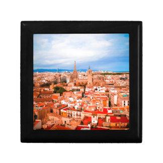 Barcelona Small Square Gift Box