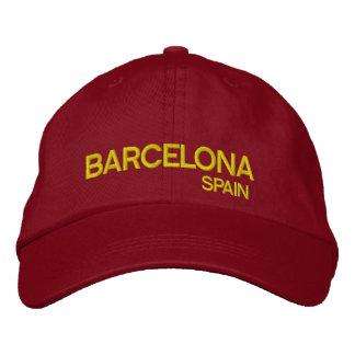 Barcelona* Spain Adjustable Hat