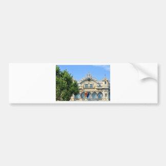Barcelona, Spain Bumper Sticker
