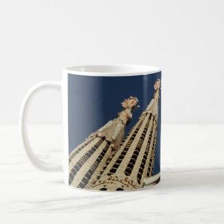 Barcelona Spain Gaudi España Coffee Tea Mug