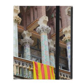 Barcelona, Spain iPad Case