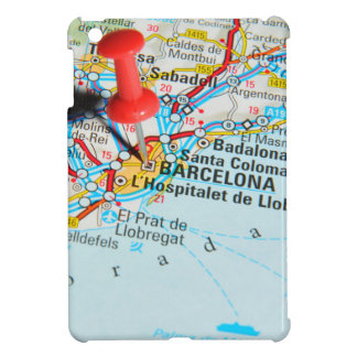 Barcelona, Spain iPad Mini Covers