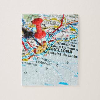 Barcelona, Spain Jigsaw Puzzle