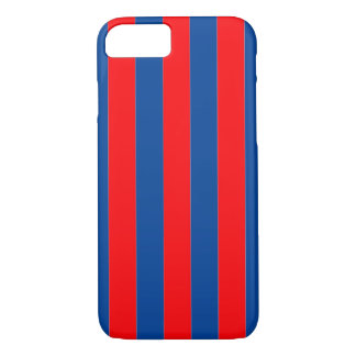 Barcelona Stripes iPhone 7, Barely There iPhone 8/7 Case
