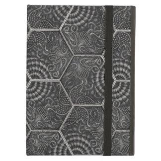 Barcelona Tiles Grey iPad Air Cover