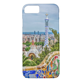 Barcelona Unique Photographic Modern Artist iPhone 8/7 Case