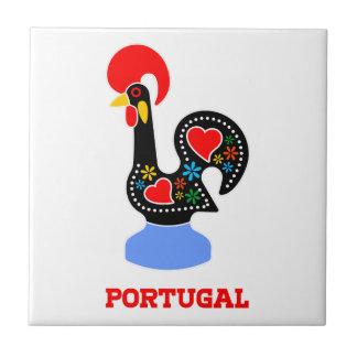 Barcelos Rooster Ceramic Tile