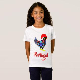 Barcelos Rooster Portuguese National Emblem T-Shirt