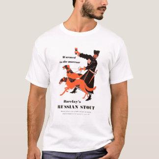 Barclays Russian Stout advert T-Shirt