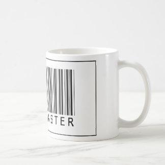 Barcode Broadcaster Coffee Mugs