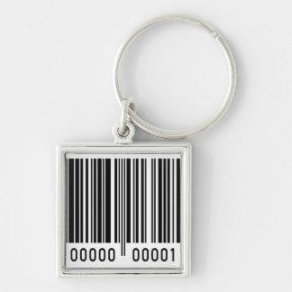 Barcode Key Ring