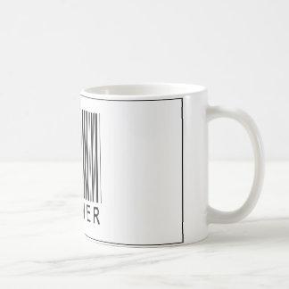 Barcode Runner Mugs