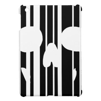 Barcode Skull Cover For The iPad Mini