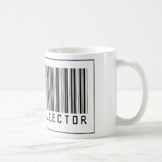 Barcode Stamp Collector Mugs