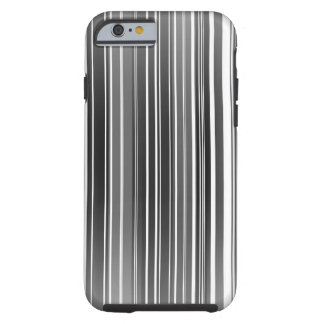 Barcode stripes tough iPhone 6 case