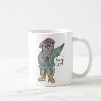 Bard Owl Mug