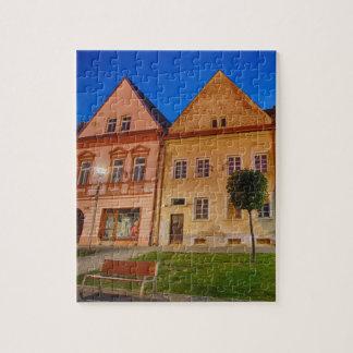 Bardejov central place jigsaw puzzle