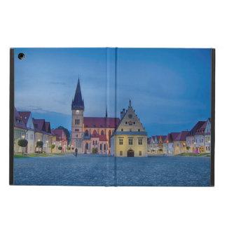 Bardejov in Slovakia iPad Air Cover
