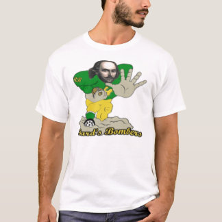 Bard's Bombers Fantasy Football Champs T-Shirt