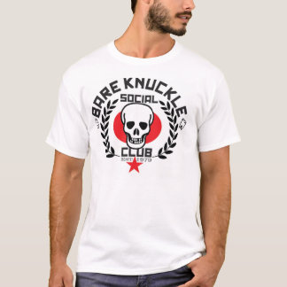 Bare Knuckle Social Club White T-Shirt
