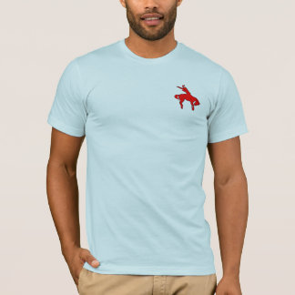 BareBack Red T-Shirt