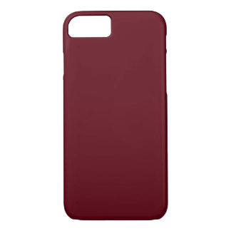 Barely There iPhone 7 Burgundy iPhone 8/7 Case
