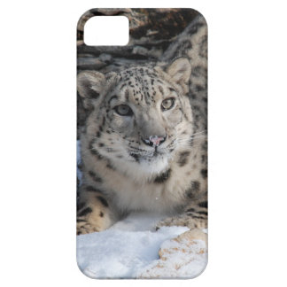 Barely There iphone Case with Snow Leopard