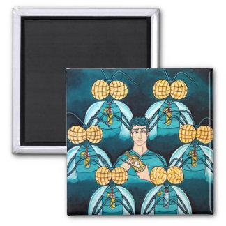 Barfly Fridge Magnet