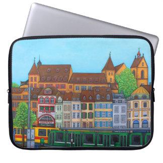 Barfüsserplatz Rendez-vous Laptop Sleeve