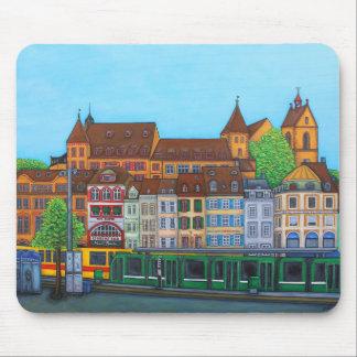 Barfüsserplatz Rendez-vous Mouse Pad